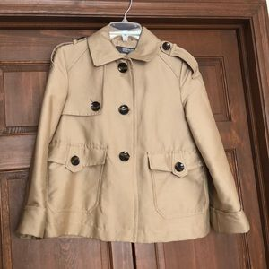 Kenneth Cole Khaki Jacket